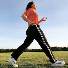 Women Share Their Motivation Tips: Music Revs Up Fitness Walking