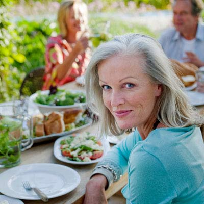 Ways to Breathe Easier When Eating - Health