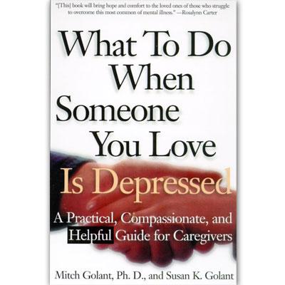 when someone love depression