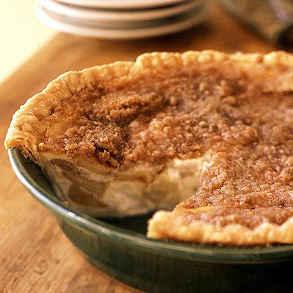 Warm Apple-Buttermilk Custard Pie - 8 Recipes for Pies, Cobblers, and ...