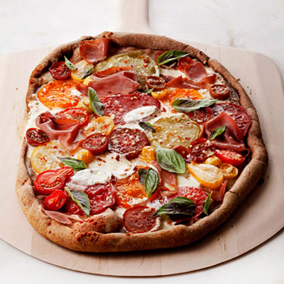 Pizza often gets labeled as junk food, but the right slice can be ...