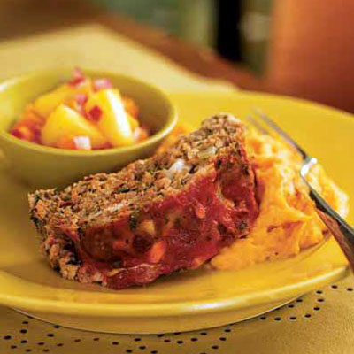 Chipotle Meat Loaf - Easy, Low-Fat Dinners - Health.com