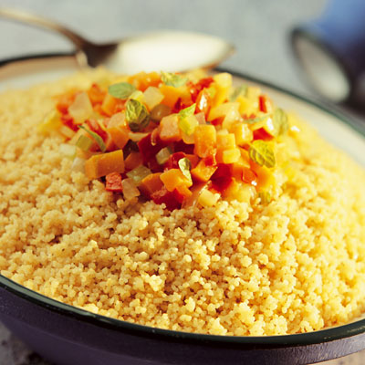 Couscous and rice - 13 Foods That Reduce Acid Reflux - Health.com