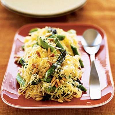 creamy spaghetti squash 400 3 Tasty Ways to Eat Spaghetti Squash