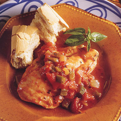 Creole red snapper 11 healthy fish recipes for Snapper fish recipes