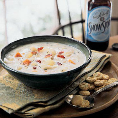 fish chowder 11 healthy fish recipes