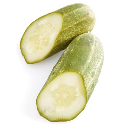 Half Sour Pickles