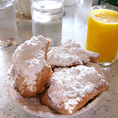 Louisiana: Beignet - 50 Fattiest Foods in the States - Health.com