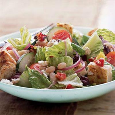 pizza-salad
