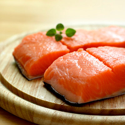 Salmon 7 heart healthy foods for What fish is healthy to eat