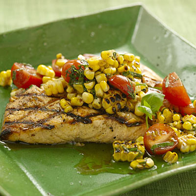 salmon-with-corn