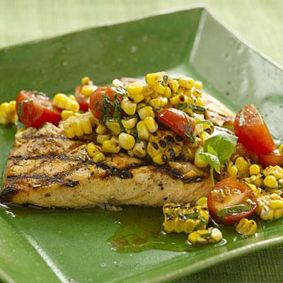 salmon-with-corn