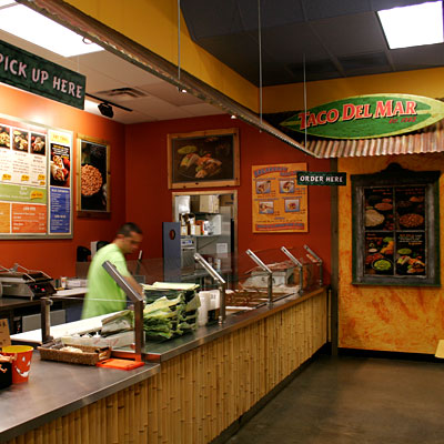 Healthiest Fast Food Chain Restaurants