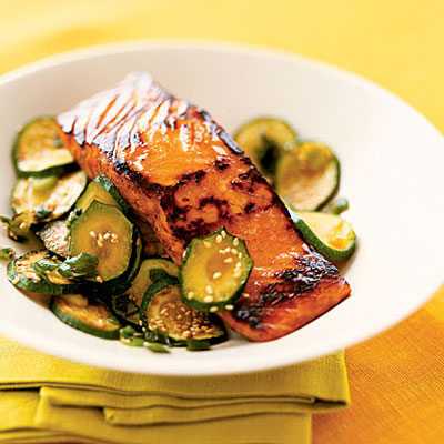 is simple enough baked teriyaki salmon teriyaki salmon teriyaki salmon ...
