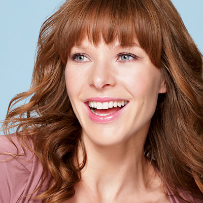 The Cut: Long With Bangs - The Perfect Haircut with Benefits - Health