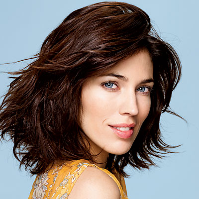 All Hair Cutting : The Cut: Layered All Over - The Perfect Haircut with Benefits - Health ...