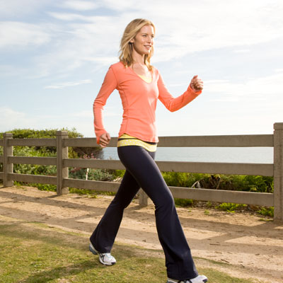 Healthy Living : Cardiometabolic Exercise: Walking