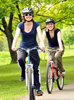 biking weight loss 150x200 Study: Biking For Minutes a Day May Ward Off Weight Gain