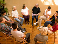 group therapy chronic back 200x150 Chronic Back Pain? Group Therapy Might Help