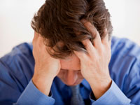 head injury depression 200x150 More Often Than Not, Brain Injuries Lead to Depression
