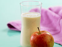 smoothie-apple-pink