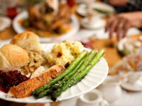 thanksgiving portion control 200x150 4 Thanksgiving Diet Fouls and How to Avoid Them