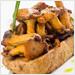 mushroom-crostini