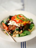 healthy salads 150 Raising the Salad Bar: Keeping My Greens Diet Friendly and Delicious