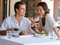 Lunch dating website