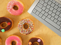 office-snack-donut