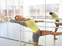bending-on-barre