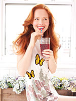 butterflies-cranberry-juice