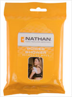nathan power shower 150 Gear Guide: Nathan Power Shower Refreshing Wipes