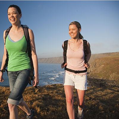 girls-hiking-water