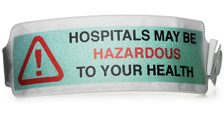 one hospital bracelet 462 Your Guide to Preventing Medical Mistakes