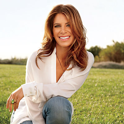 jillian michaels kneeling 400x400 Jillian Michaels Kick Butt Workout Playlist