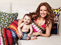 kelly-preston-baby