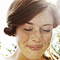 kissing-freckled-face
