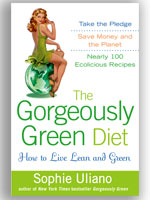 the gorgeously green diet how to live lean and green