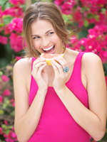 pink-flowers-grapefruit