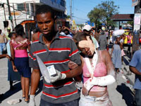 haiti injured disaster 200x150 The Psychological Aftershocks: How Will Haitians Cope?