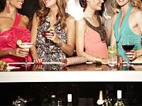 women-drinking-bar