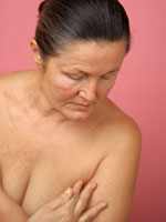 Breast cancer elderly women