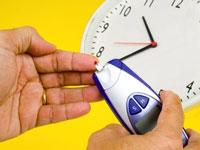 clock-diabetes-test