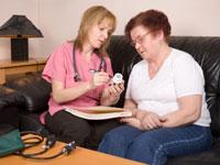 women-diabetes-educator-patient