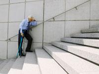 man-stairs-heart-disease