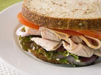 turkey-sandwich-healthy-food