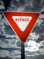 yield-sign-bypass-surgery