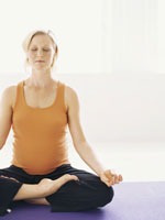 yoga-woman-stress-free