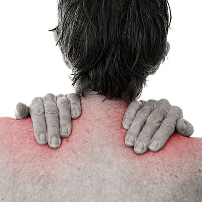 Upper back diagnose fibromyalgia health com